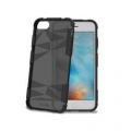 CellyPRYSMA800BK PRYSMA COVER IP 7 BLACK iPhone6/6s/7対応