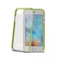 CellyHEXAGON800GN HEXAGON COVER IP 7 GREEN iPhone6/6s/7対応