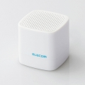 ELECOM LBT-SPCB01AVWH Compact Wireless Speaker ホワイト