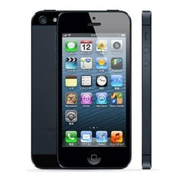 Appleau iPhone 5 16GB ブラック&スレート ME039J/A