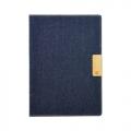 TrinityTR-FNIPD14-DM iPad Air 2 カードポケットスマートフリップノート デニム