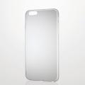 ELECOMPM-A15LDBCR iPhone6s(6)Plus用ウルトラスリムシェルカバー
