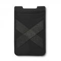 JTTPOCKEPITA-BK ピタッと貼る収納ポケット ポケピター(ブラック)
