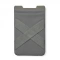 JTTPOCKEPITA-GY ピタッと貼る収納ポケット ポケピター(グレー)
